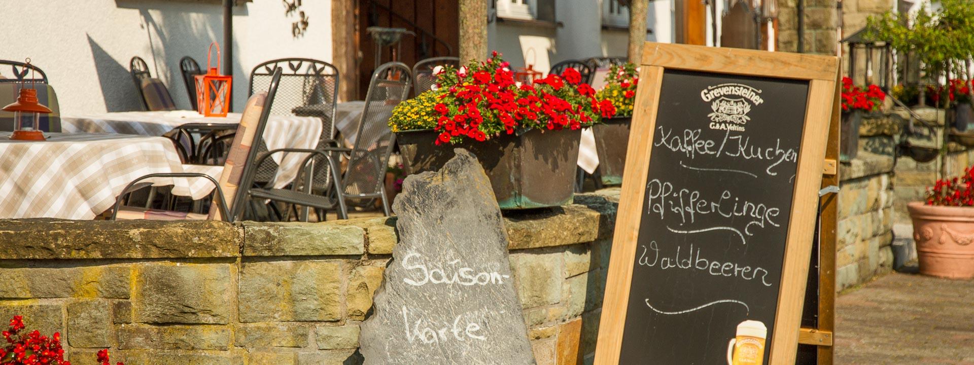 Gastgeber & Gastronomie