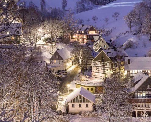 Winter in Westfeld