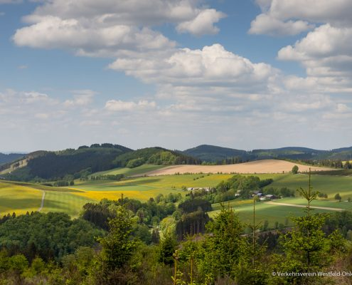 Aussicht auf Ohlenbach