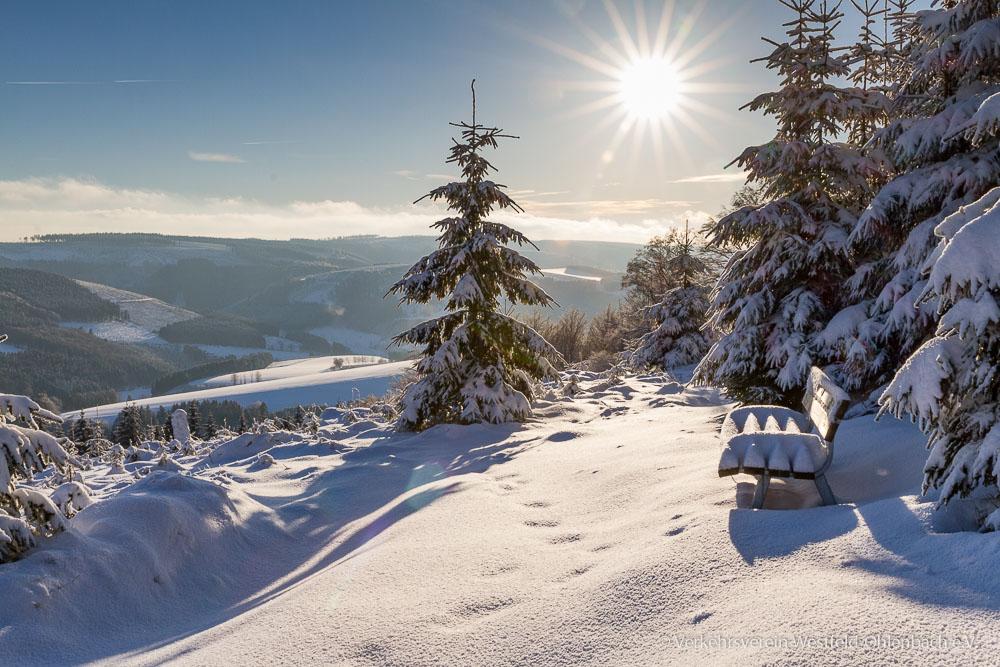 Schöne Aussicht Schwedensteig