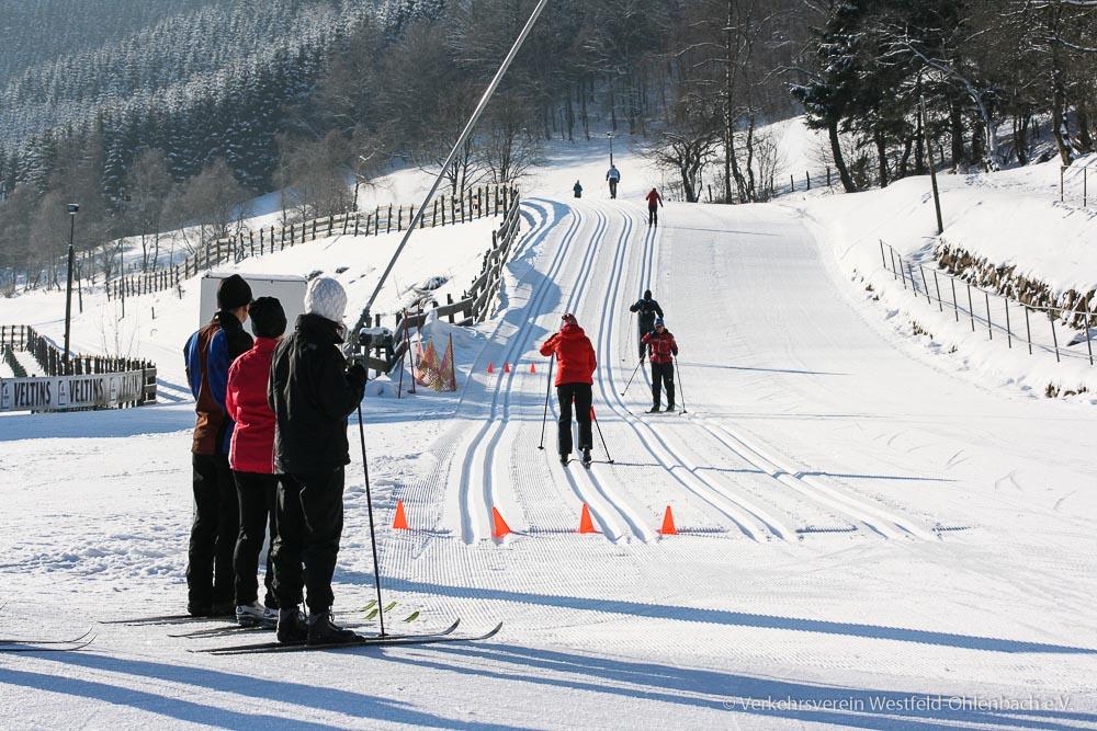 Snowpark Skilanglaufzentrum
