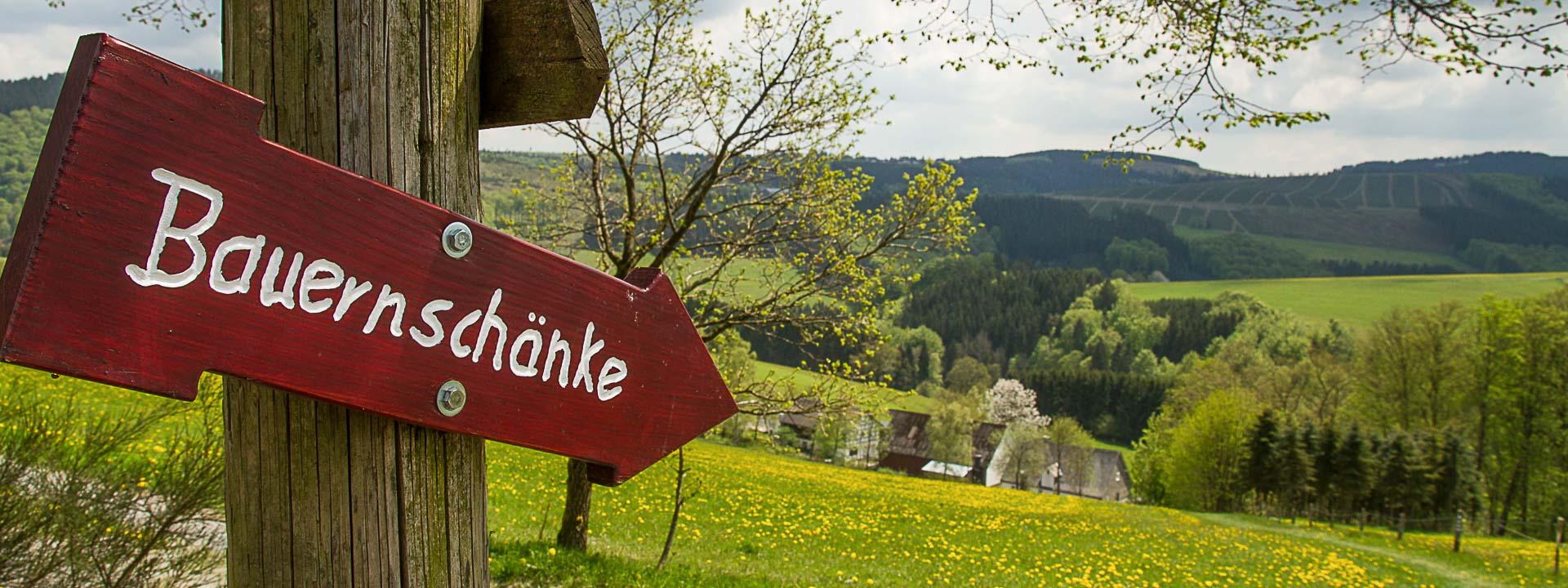 Bauernschänke in Ohlenbach