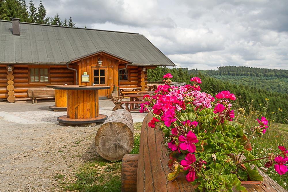 Schweden-Hütte