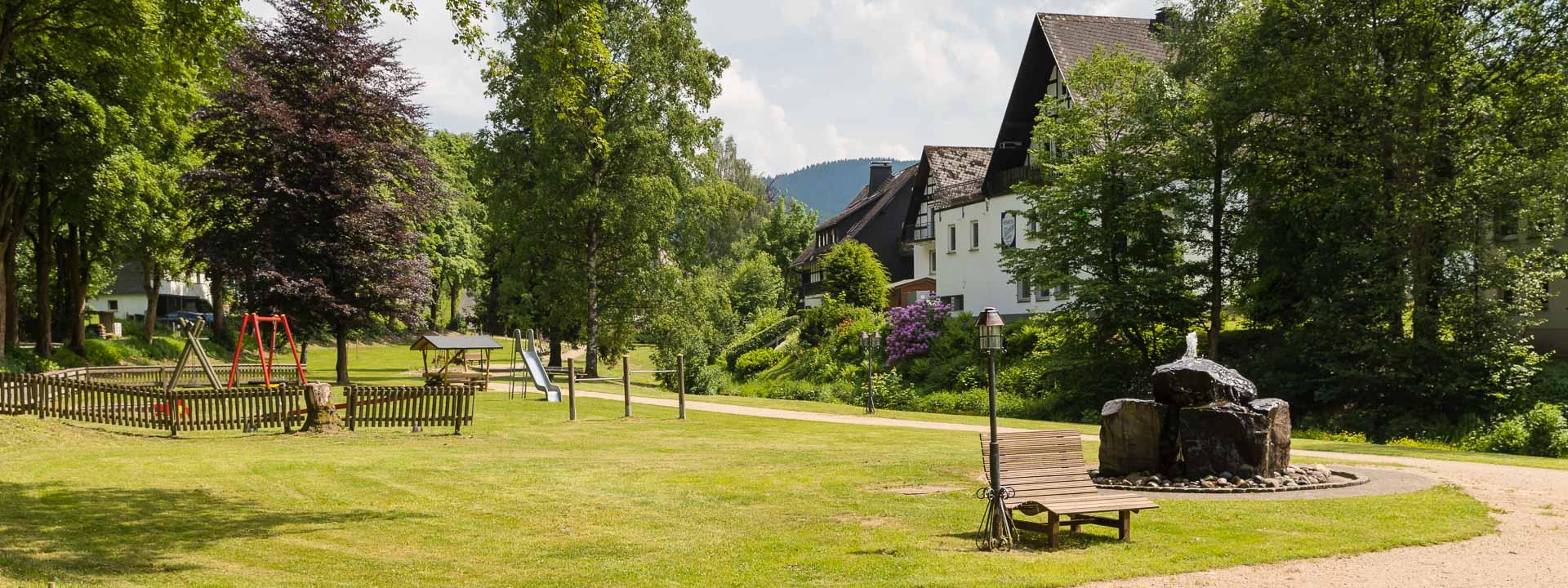 Unterer Lennepark Westfeld
